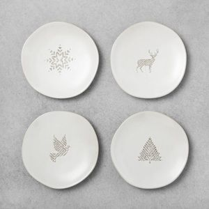 Hearth And Hand With Magnolia Appetizer Plates
